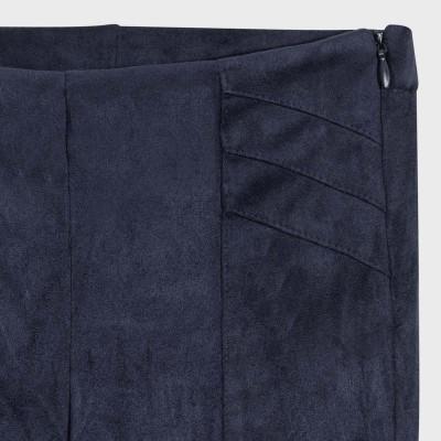 Spodnie długie zamsz   Art.07535 K72 Roz. 157