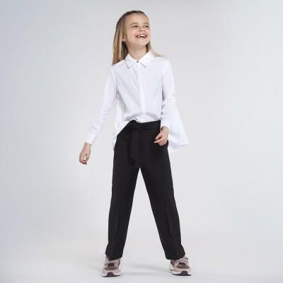Spodnie cropped | Art.07536 K44 Roz. 128