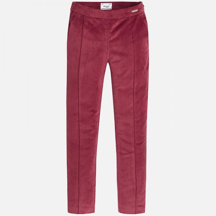 Spodnie długie sztruks | Art.07530 K77  157cm