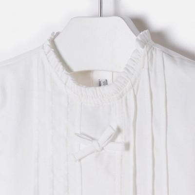 Bluzka zakładki | Art.04121 K34 Roz. 92 cm