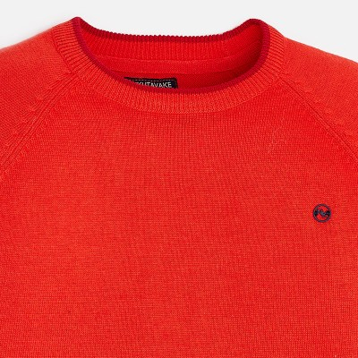 Sweter bawełna | Art.00354 K58 Roz. 152
