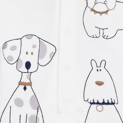 Piżama pieski | Art.02734 K47 Roz. 6-9