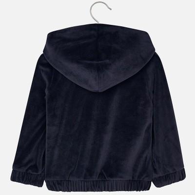 Bluza aksamitna | Art.04423 K19 Roz. 92