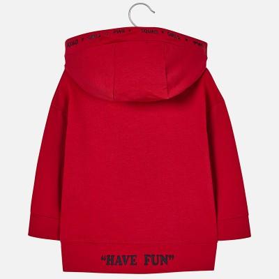 Bluza z naszywkami | Art.04425 K94 Roz. 92 cm