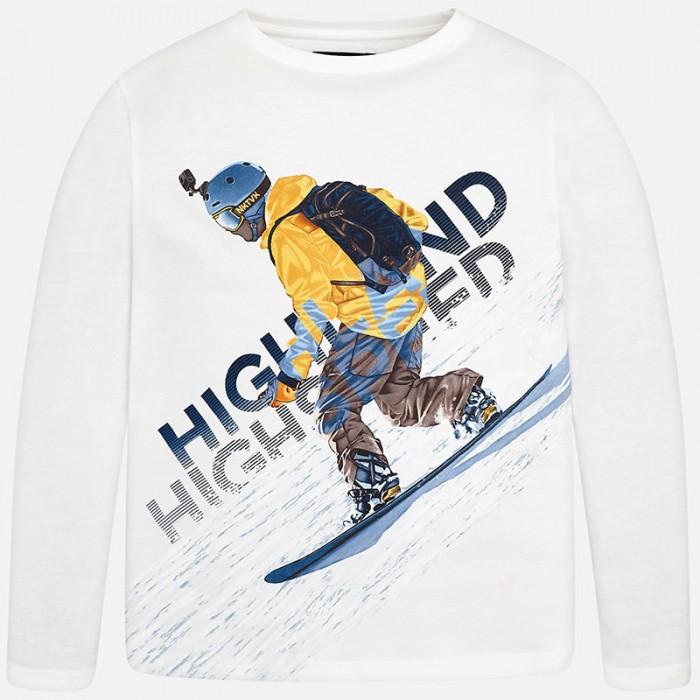 Koszulka d/r snowboard | Art.07006 K31 Roz. 166