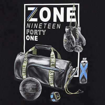 "Koszulka d/r ""zone"" | Art.07012 K87 Roz. 140"