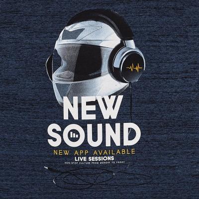 "Koszulka d/r ""new sound"" | Art.07016 K50 Roz. 140"
