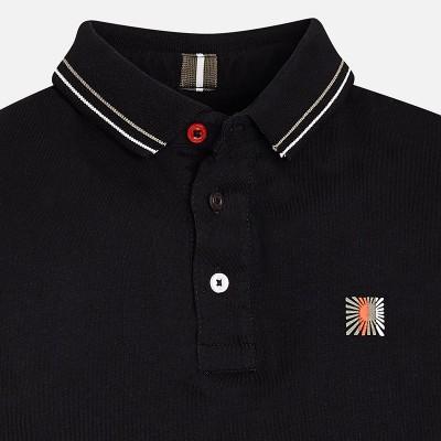 Koszulka polo d/r pasy | Art.07106 K49 Roz. 160