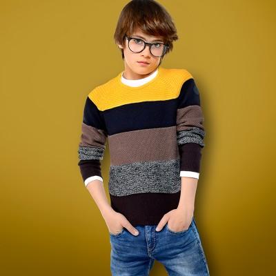 Sweter w paski | Art.07302 K36 Roz. 152