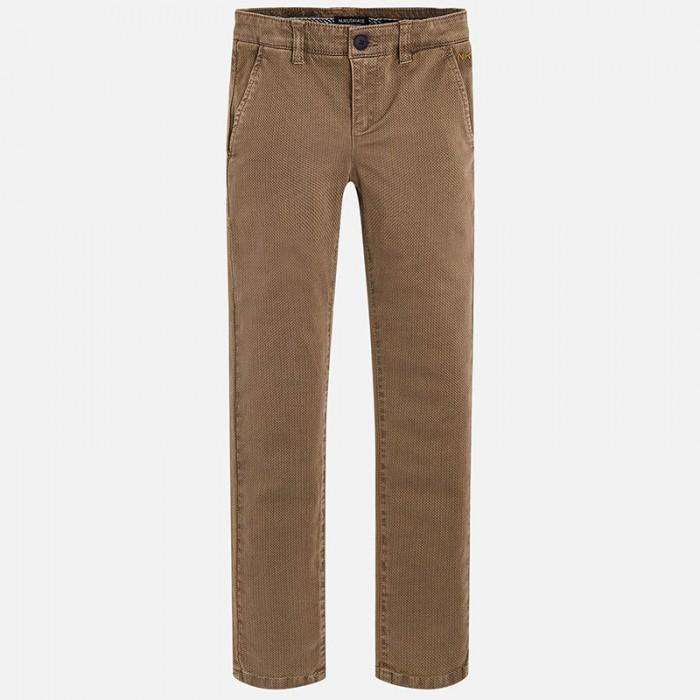 Spodnie klasyczne nadruk | Art.07504 K41 Roz. 166