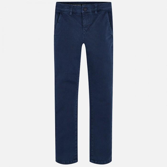 Spodnie klasyczne nadruk | Art.07504 K42 Roz. 140