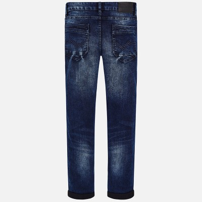 Spodnie jeans super slim fit | Art.07512 K15 Roz. 166