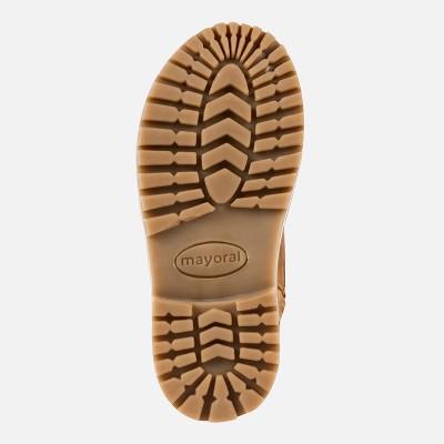 Buty skórzane górskie | Art.44887 K49 Roz. 30