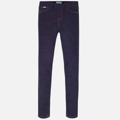 Spodnie jeans basic   Art.00578 K93 Roz. 162