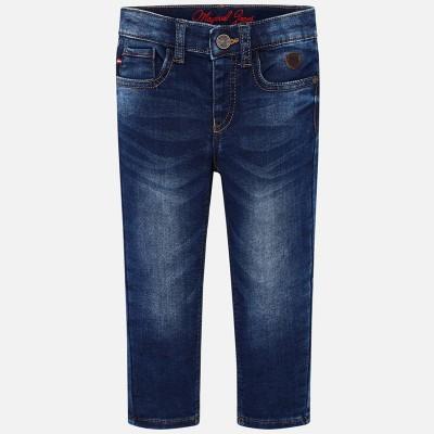 Spodnie soft denim | Art.04512 K52 Roz. 104