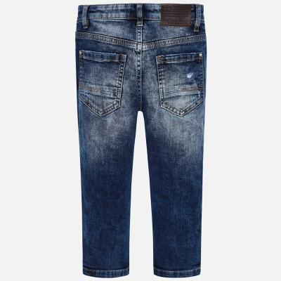 Spodnie jeansowe   Art.04520 K23 Roz. 116
