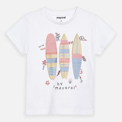 Koszulka k/r cekiny | Art.03066 K60 Roz. 98