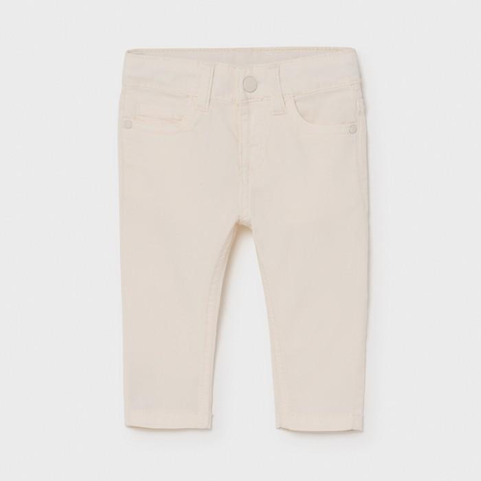 Spodnie serża slim fit basic | Art.00506 K79 Roz. 80