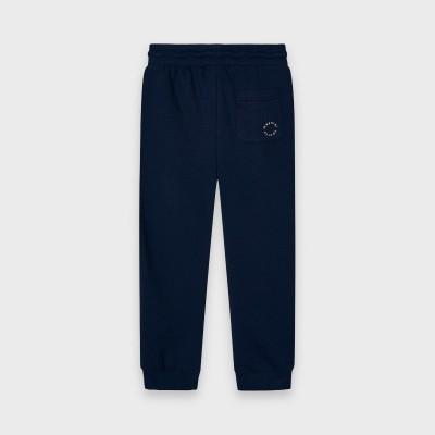 Długie spodnie basic   Art.00742 K59 Roz. 128