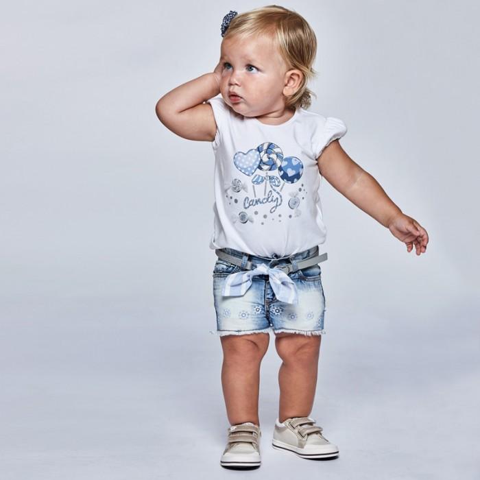 Spodnie krótkie jeans   Art.01225 K85 Roz. 86
