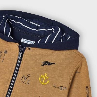 Bluza z nadrukiem | Art.03409 K23 Roz. 92