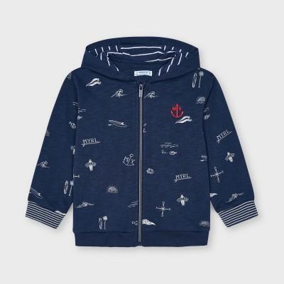 Bluza z nadrukiem | Art.03409 K24 Roz. 92