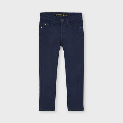 Spodnie serża skinny | Art.03566 K91 Roz. 116