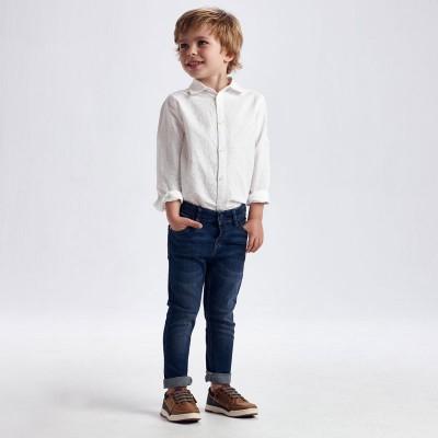 Spodnie jeans skinny | Art.03570 K33 Roz. 98