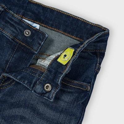 Spodnie jeans skinny   Art.03570 K33 Roz. 98