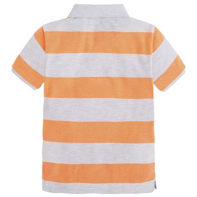 Koszulka polo k.rêk.w paski | Art.06112 K44 166cm