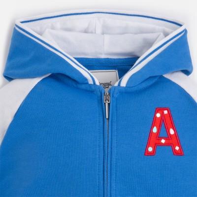 Bluza łączona trykot | Art.03481 K11 0 92cm