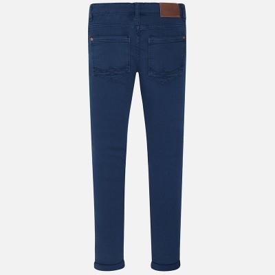 Spodnie serża superslim | Art.06562 K30 Roz. 166 cm