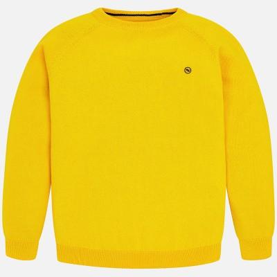 Sweter bawełna | Art.00356 K59 Roz. 140