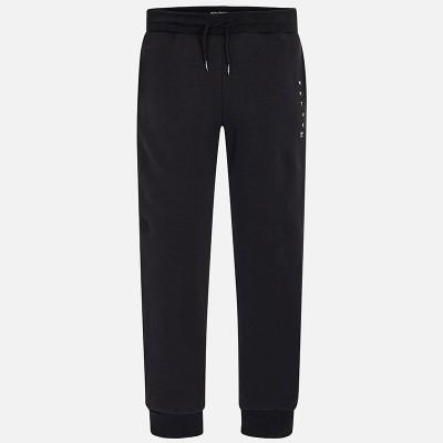 Długie spodnie basic | Art.00744 K10 Roz. 140