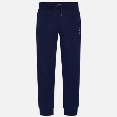 Długie spodnie basic | Art.00744 K13 Roz. 140