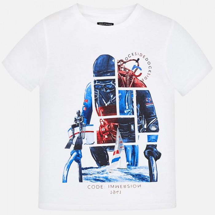 Koszulka k/r nurek | Art.06033 K54 Roz. 140