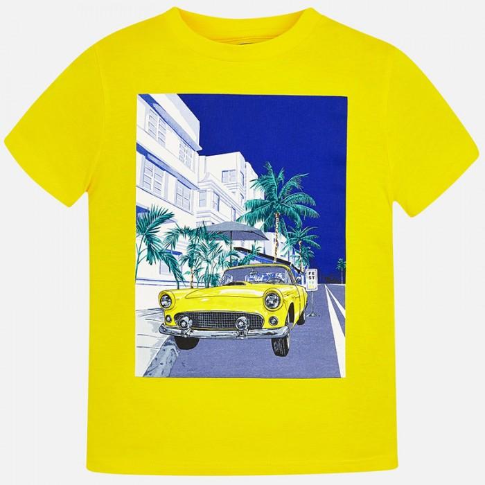 """Koszulka k/r """"car"""" | Art.06046 K78 Roz. 140"""