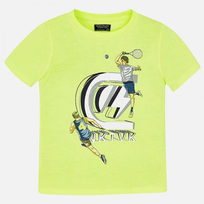 Koszulka k/r logo | Art.06051 K76 Roz. 140