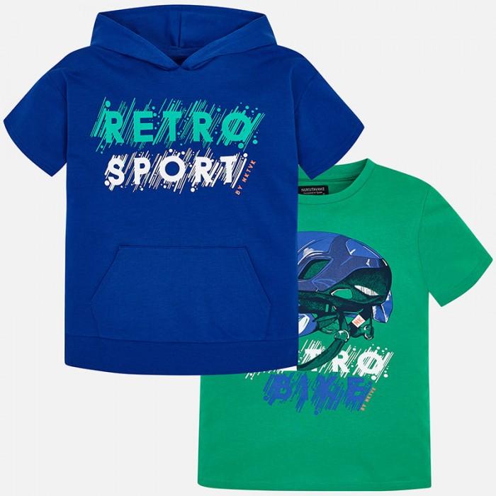 Komplet pulower i koszulka k/ | Art.06418 K38 Roz. 140