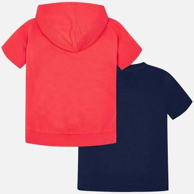 Komplet pulower i koszulka k/ | Art.06418 K39 Roz. 140