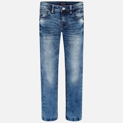 Spodnie jeans super slim | Art.06513 K26 Roz. 140