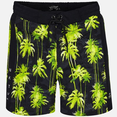 Kąpielówki bermudy palmy | Art.06609 K16 Roz. 140